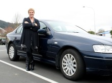 Te Kowhai resident Mary Roberts expects huge delays for commuters travelling to Hamilton