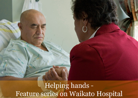 Click here to read a feature series on Waikato Hospital