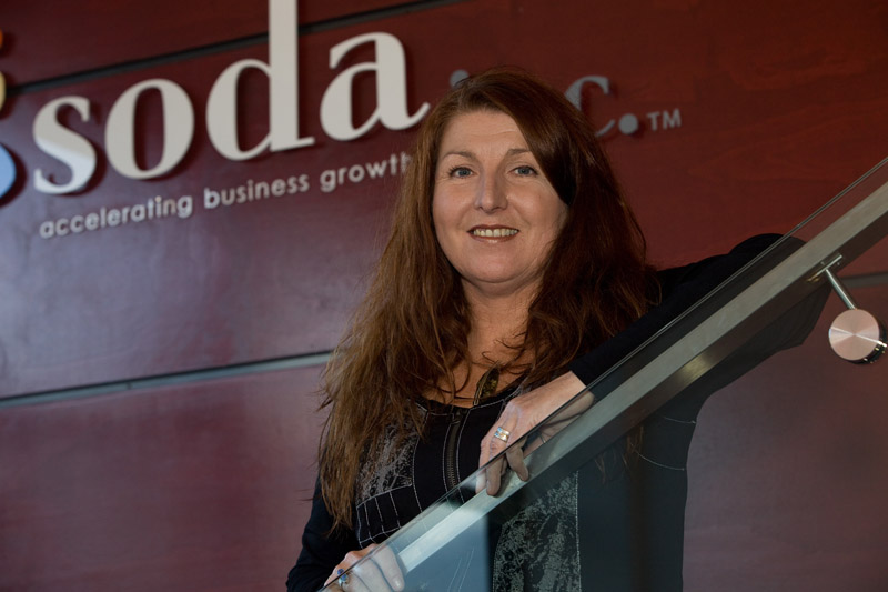 SODA CEO: Creative entrepreneur and business leader Cheryl Reynolds will be among the influential judges on the Innovation Den panel at the Fieldays. Photo: Supplied