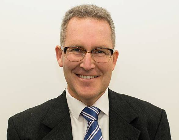 DOOR KNOCK: West ward candidate Andrew King is considering door knocking while in council if elected. Photo: supplied.
