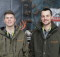 Tim Dunn and Toby Nicholls are first timers to Fieldays. Photo: Kelsy Carter