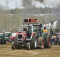 Tractors competing in the new arena. Photo: McClunie Jordan
