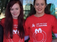 Wintec Students Red Nose Day (thumbnail photo)