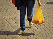 GROWING ISSUE: New Zealanders use 1.6 billion plastic bags a year.